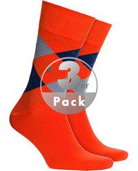Burlington Socken King 3er Pack