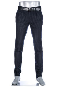 Alberto Slim Fit Pleat