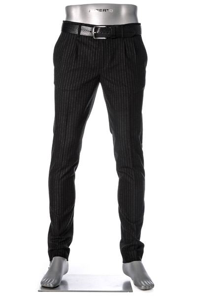 Alberto Slim Fit Pleat 64961643/049