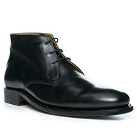 Prime Shoes Cardiff black