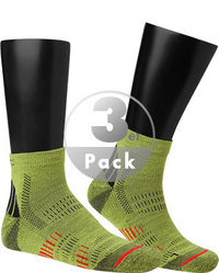 wapiti Treckingsocken 3er Pack limone