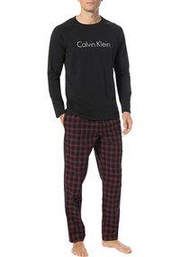 Calvin Klein Nachtwäsche Woven Set