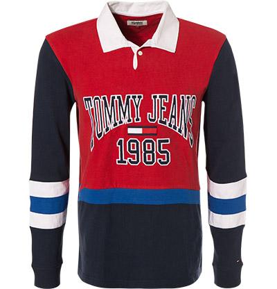 TOMMY JEANS Polo-Shirt DM0DM05218/602 Preisvergleich