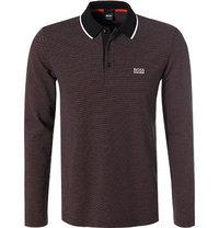 BOSS Polo-Shirt Plisy