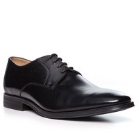 Clarks Gilman Lace black leather
