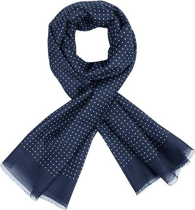 ETON Schal : ETON Schal  Herren in blau aus Seide