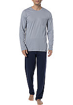 HANRO Pyjama 1/1 Arm Night & Day 07 5437/1162