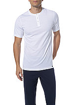 HANRO Shirt 1/2 Arm Night & Day 07 5318/0101