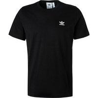 adidas ORIGINALS Essential T black
