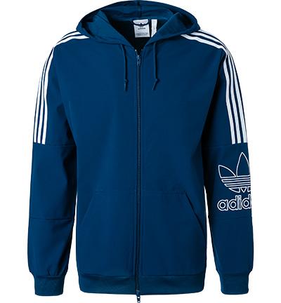 adidas outline jacke königsblau