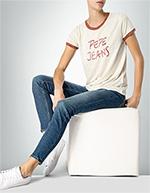 Pepe Jeans Damen T-Shirt Caitlin PL503956/178