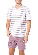 Schiesser Mix & Relax V-Shirt 165088/913