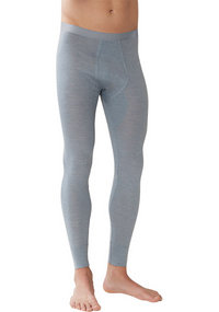 Zimmerli Wool & Silk 710 Long Johns