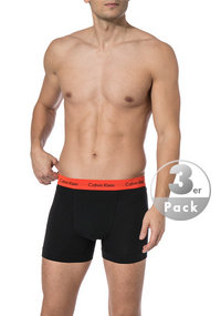 Calvin Klein Underwear Trunks 3er Pack U2662G/GMP