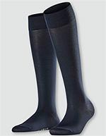 Falke Damen Cotton T. Kniestrumpf 3 P. 47632/6379