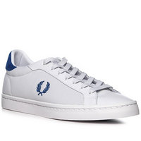 Fred Perry Schuhe Lawn Leather