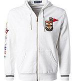Polo Ralph Lauren Full Zip Hoodie 710741125/001