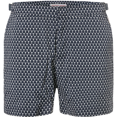 Orlebar Brown Badeshorts navy 269247