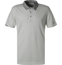adidas Golf Climachill Polo grey-white DQ2252