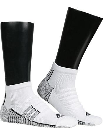 lace up in best deals on outlet store sale adidas Golf Socken white DW9495 | herrenausstatter.de