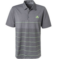 adidas Golf Ultimate365 Polo grey-yellow DQ2228