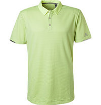 adidas Golf Climachill Polo yellow-grey DQ2247