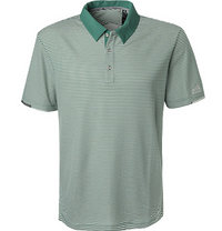 adidas Golf Climachill Polo green-white DQ2248