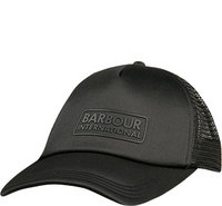 Barbour BI Heli Trucker Cap black MHA0476BK11