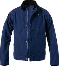 Barbour Jacke blue