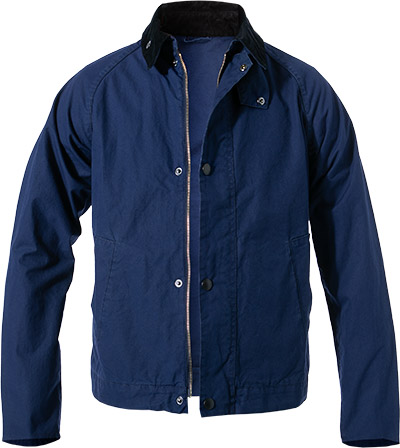 Barbour Jacke blue MCA0560NY51
