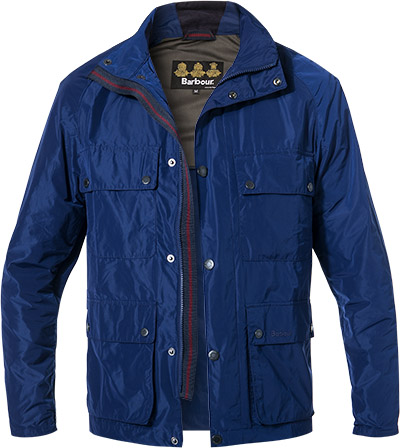 Barbour Jacke Inchkeith inky blue MCA0534IN71