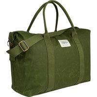 Barbour Eadan Holdall vintage green