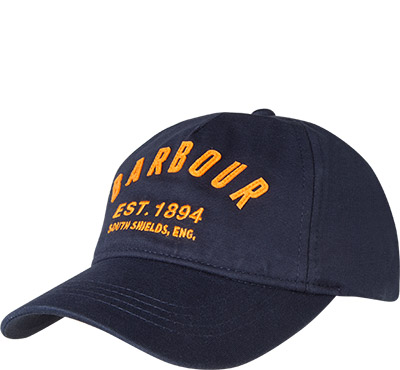 Barbour Sports Cap navy MHA0521NY71