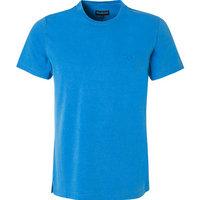 Barbour T-Shirt blue