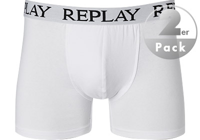 Replay Cotton Stretch Trunk 2er Pack I101005/N012