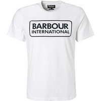 Barbour T-Shirt Large Logo white MTS0369WH11