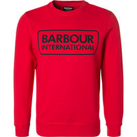 Barbour Sweatshirt Large Logo red MOL0156RE76