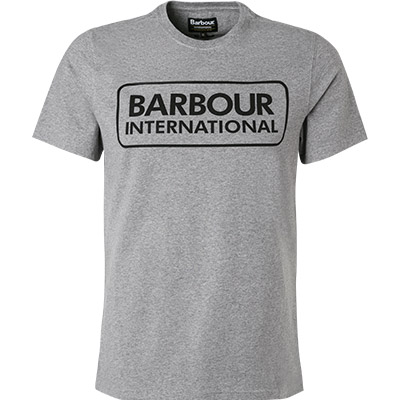 Barbour Large Logo Tee anthracite MTS0369GY72