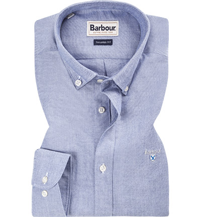 Barbour Hemd Oxford indigo MSH4483IN32