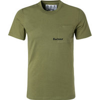 Barbour T-Shirt Abbey Tee Pine Green MTS0553GN54