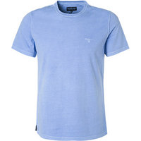 Barbour Garment Dyed Tee sky MML0860BL32