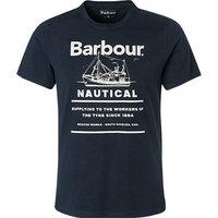 Barbour Davan Tee navy