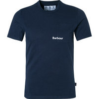 Barbour Abbey Tee navy