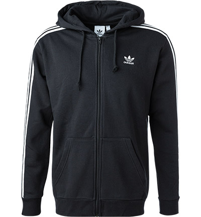 ADIDAS ORIGINALS 3-Stripes FZ black DV1551