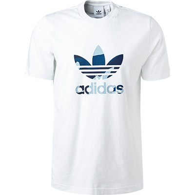 ADIDAS ORIGINALS Camo Infill Tee white DX3676