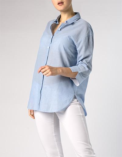 Artikel klicken und genauer betrachten! - Elegant, charmant und kombinationsstark ist diese Bluse. Das Modell zeigt sich mit klassischen Elementen, wie Hemdblusenkragen und Knopfleiste. Eine Cacharelfalte betont den Look gekonnt. Ob Business oder Casual-in dieser Bluse machen Sie immer eine gute Figur! Bluse im weiten Schnitt von Marc O'Polo Blusenkragen Durchgehende Knopfleiste 3/4 Ärmel Abgerundeter Saum Maße bei Gr. 36: Gesamtlänge ca. 78 cm, Brustweite ca. | im Online Shop kaufen