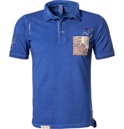 BOB Polo-Shirt RICKY R564/royal