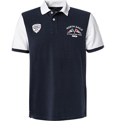 NORTH SAILS Polo-Shirt 403305-000/0802