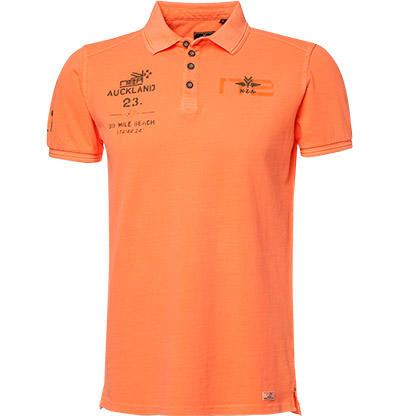 N.Z.A. Polo-Shirt 19DN108/maori orange