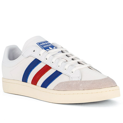 adidas ORIGINALS Americana Low white royal EF2508
